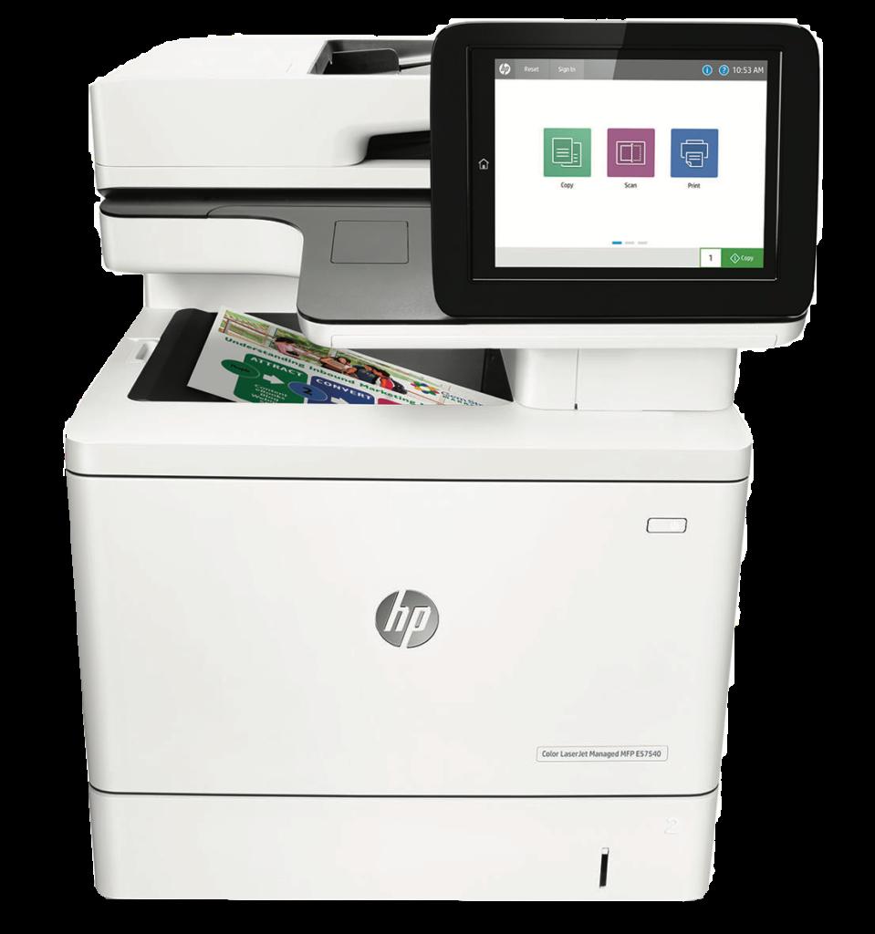 erbjudande skrivare som tjänst - print som tjänst